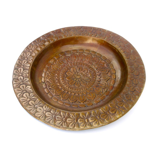Rustic Bronze Plate - Image 2 of 5