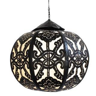 Metal Work Large Globe Lantern