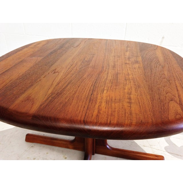 Dyrlund Mid-Century Modern Teak Side Table - Image 6 of 7