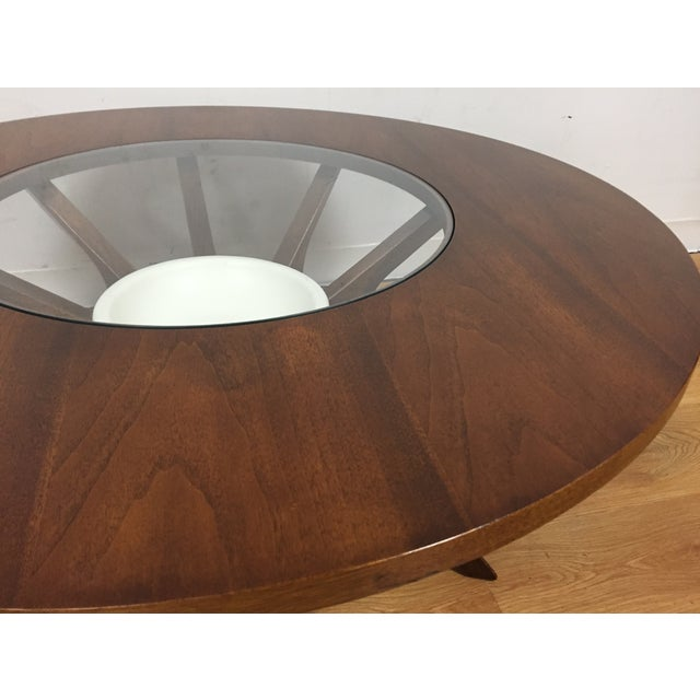 Broyhill Brasilia Cathedral Coffee Table - Image 7 of 9