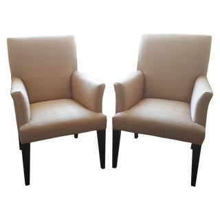 Mitchell Gold + Bob Williams Anthony Chairs - Pair
