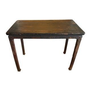 Rustic Altar Table