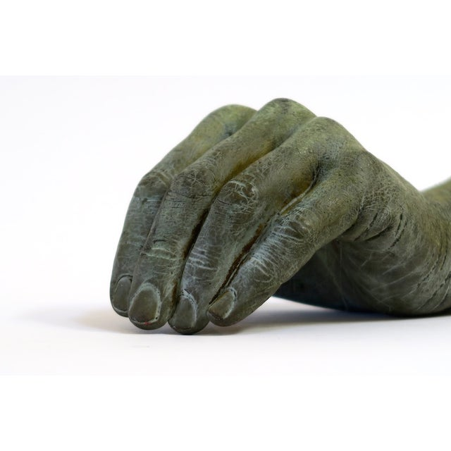 Image of Ceramic Cast Hand