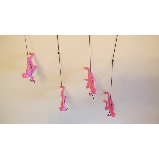 Pink Exclusive Position Climbing Men - Set of 4 - Image 5 of 5