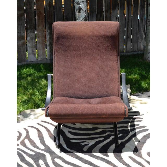 Image of Osvaldo Borsani Techno P-40 Lounge Chair