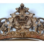 Image of Late-19th Century Large Standing Italian Mirror