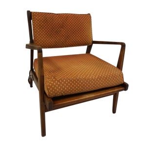 Danish Modern Jens Risom Chair