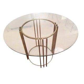 Vintage Milo Baughman Dining Table