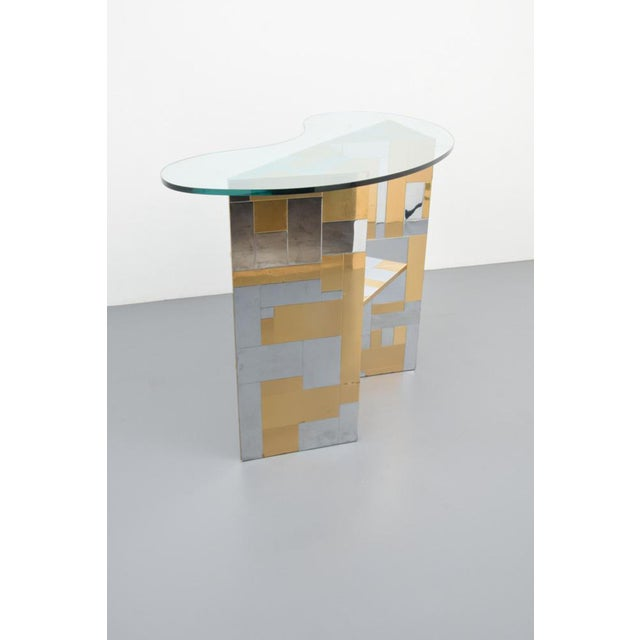 1960s Paul Evans Studio for Directional Cityscape Drinks Bar - Image 4 of 6