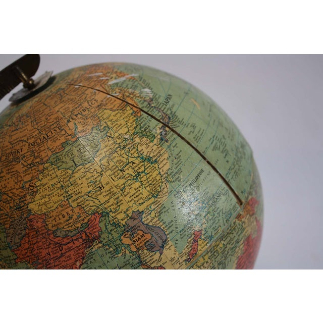 1940s Replogle World Globe - Image 5 of 7