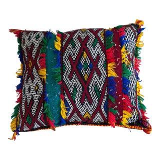 Vintage Moroccan Handmade Berber Pillow