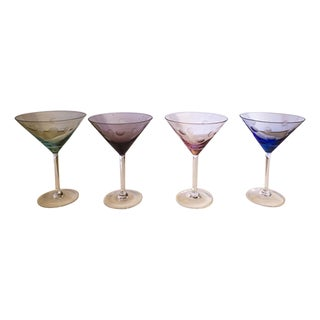 Waterford Marquis Martini Glasses - Set of 4