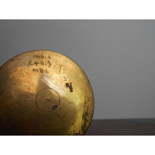 Starburst Brass Vase - Image 6 of 7