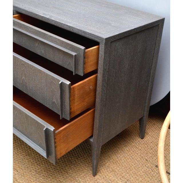 Century Furniture of Distinction Gray Finish Credenza - Image 5 of 7