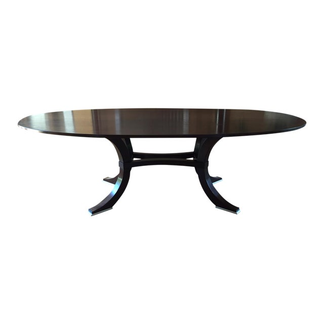 Walnut Dining Table - Image 1 of 6