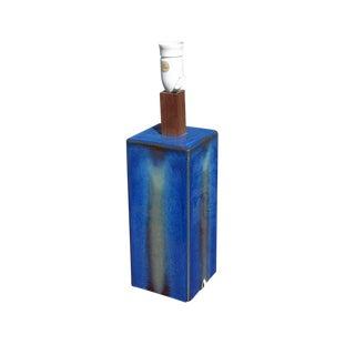 Vintage Soholm Denmark Ceramic Lamp