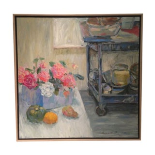 Studio Still Life Oil Painting