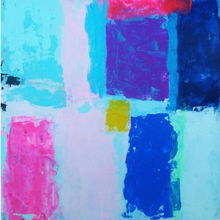 Original Contemporary Abstract by Susie Kate