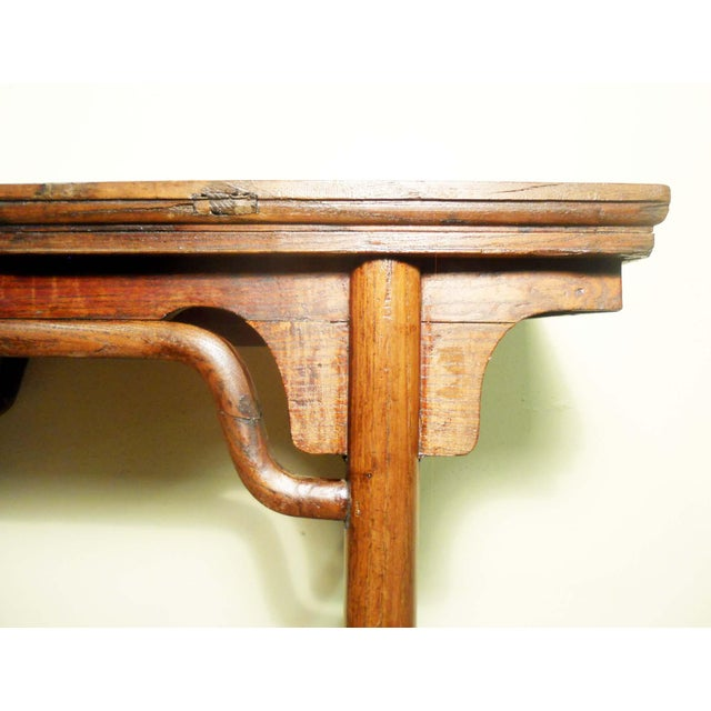Antique Chinese Console Table - Image 5 of 10