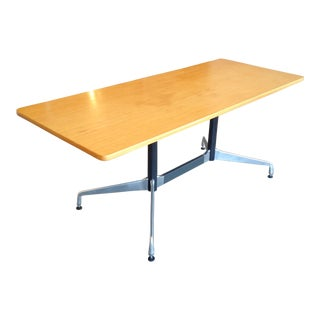 Eames Dining Table in Ash