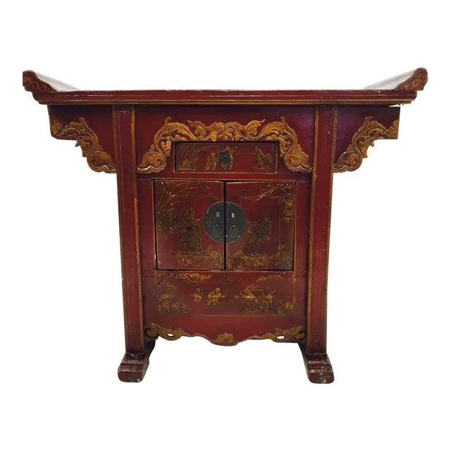 Asian Altar Tables 19