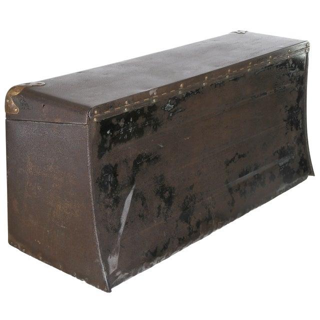 Refurbished Metal Auto Trunk Storage Box