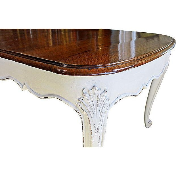 19th-C. French Dining Table - Image 7 of 7