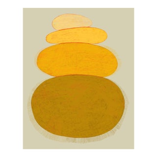 "Premium giclee print of four suns 11x14"""