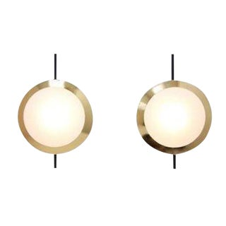 Wall Sconces in the Manner of Stilnovo