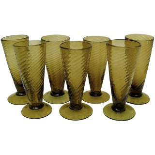 Mexican Barware Glasses - Set of 7