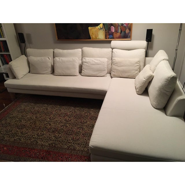 Bo Concept Istra Sectional Sofa - Image 3 of 7