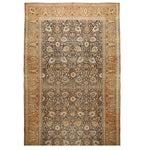 Image of Antique Tabriz Carpet
