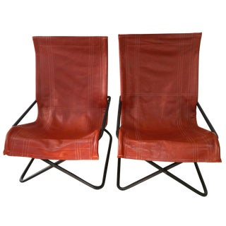 Mid-Century Butterfly Chairs - A Pair