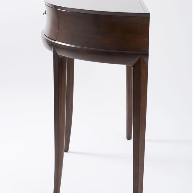 Image of New Demilune Console Table