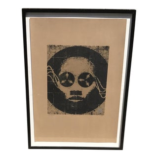 """This Is Acid"" Silk Screen Print by Damon Roberts"