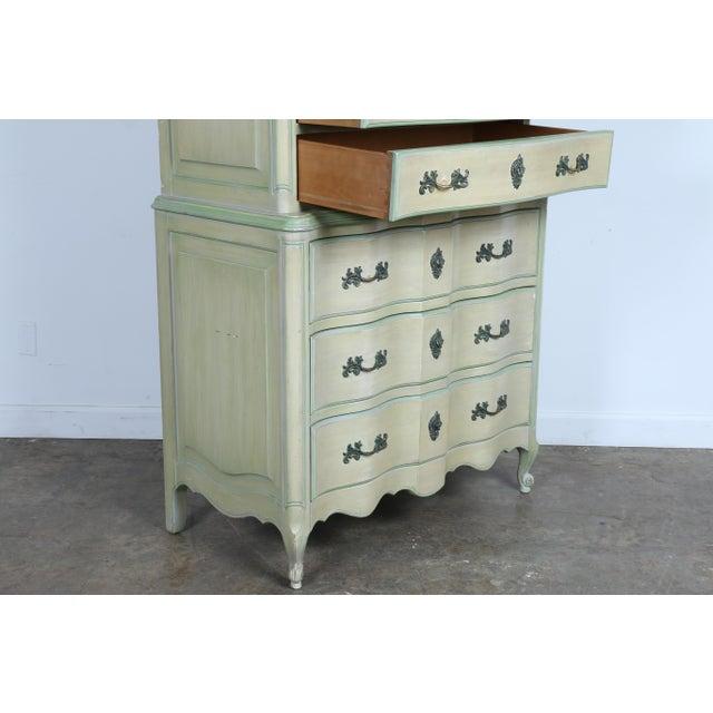 Dixie Furniture Highboy Dresser Chairish
