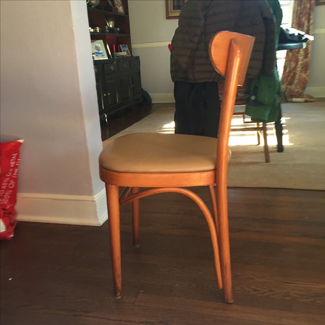 Mid Century Dining Chairs - 4 - Image 3 of 5