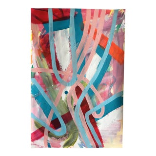 Jessalin Beutler No. 195 Mixed Media Painting