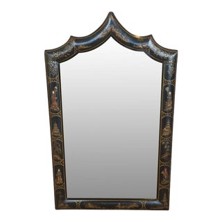 19th C. English Chinoiserie Mirror