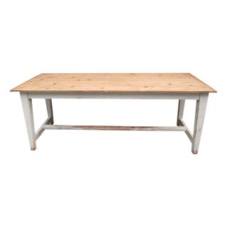 Vintage Rustic Farm Table