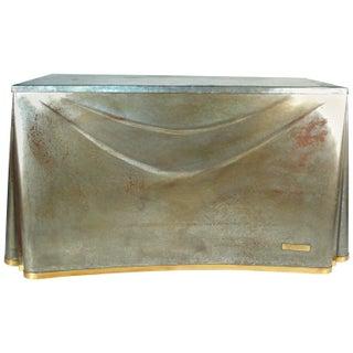 John Dickinson Galvanized Steel Console
