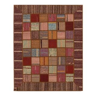 """Apadana - Persian Flat-Weave, 5'3"""" X 6'6"""""""