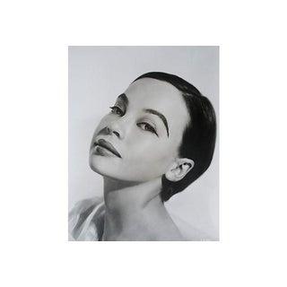 Leslie Caron Photography by Virgil Apger