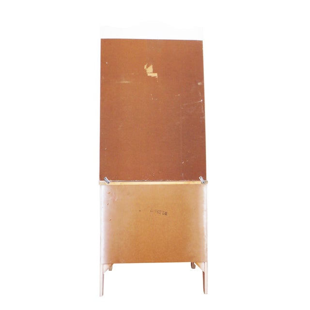 Image of French Provincial Dresser and Secretary Set
