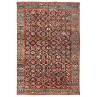 Antique Persian Bidjar Carpet