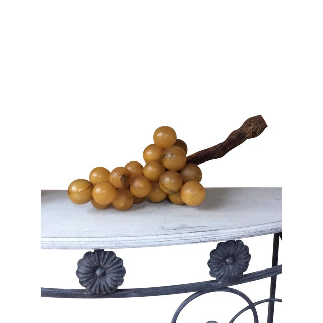 Large Italian Alabaster Grapes - Image 2 of 12
