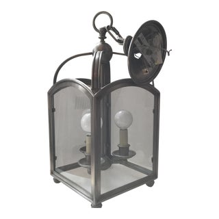 Visual Comfort Ef Chapman Nickel Lantern