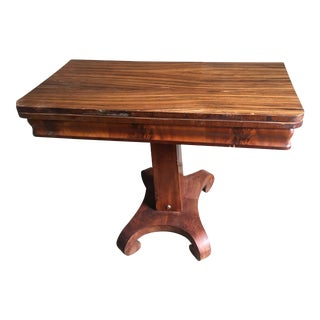 Antique Wooden Half Table