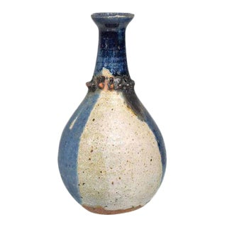 Decorative Scandinavian Ceramic Pottery Vase
