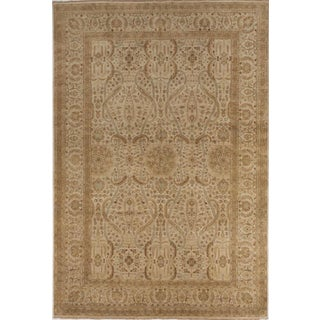 """Indian Hand Knotted Rug - 9'10""""x 14'6"""""""
